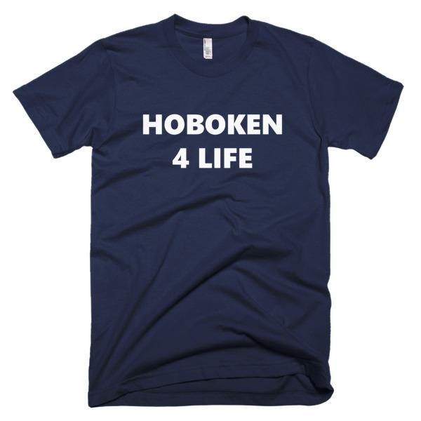 Hoboken For Life shirt