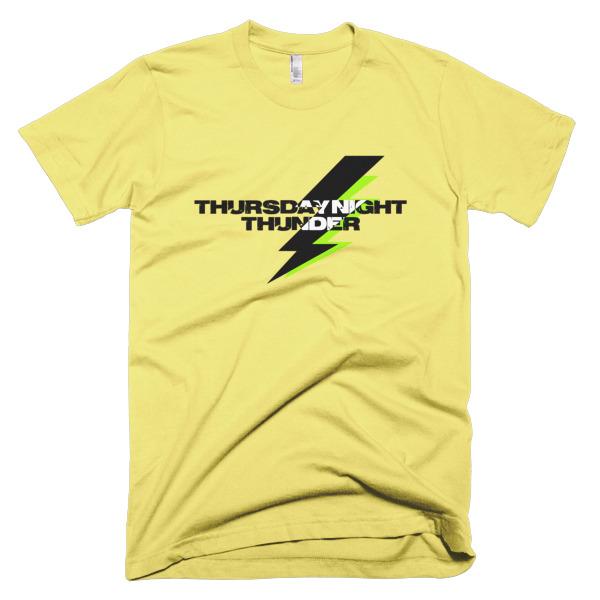 shirts that says thursday night thunder