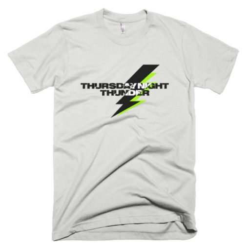 shirt that says thursday night thunder