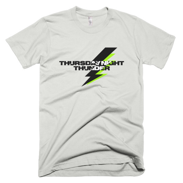 shirt that says thursday night thunder