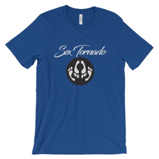 Sex Tornado tshirt